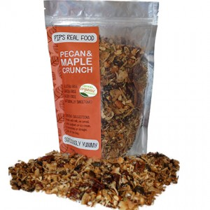 Pecan & Maple Crunch - 500gms