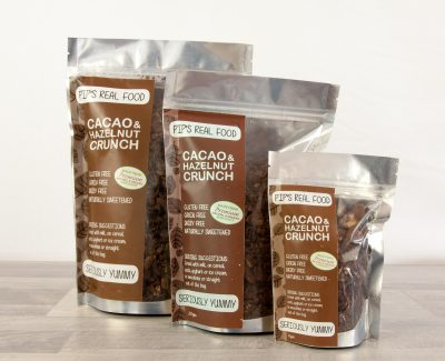 Cacao & Hazelnut Crunch